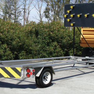 Trailer Mounted Attenuators