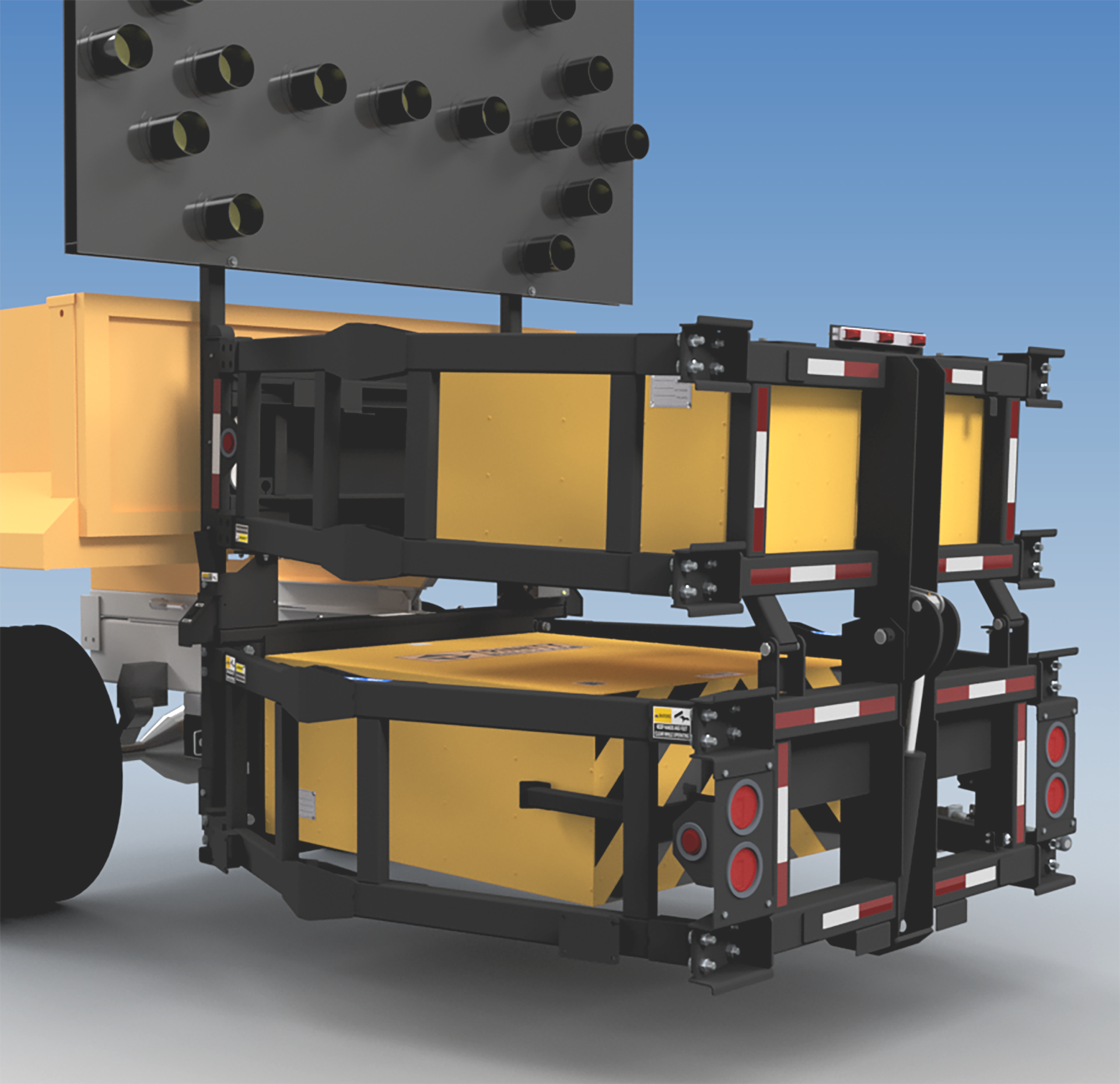 Truck Mounted Attenuator by Trinity Highway